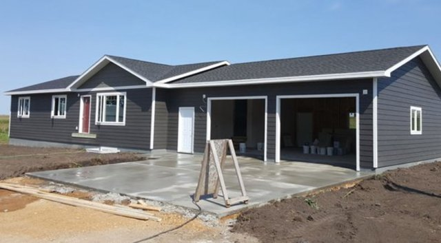 Exterior Home Construction