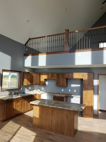 Interior Home Construction